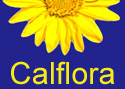 Logo for CalFlora